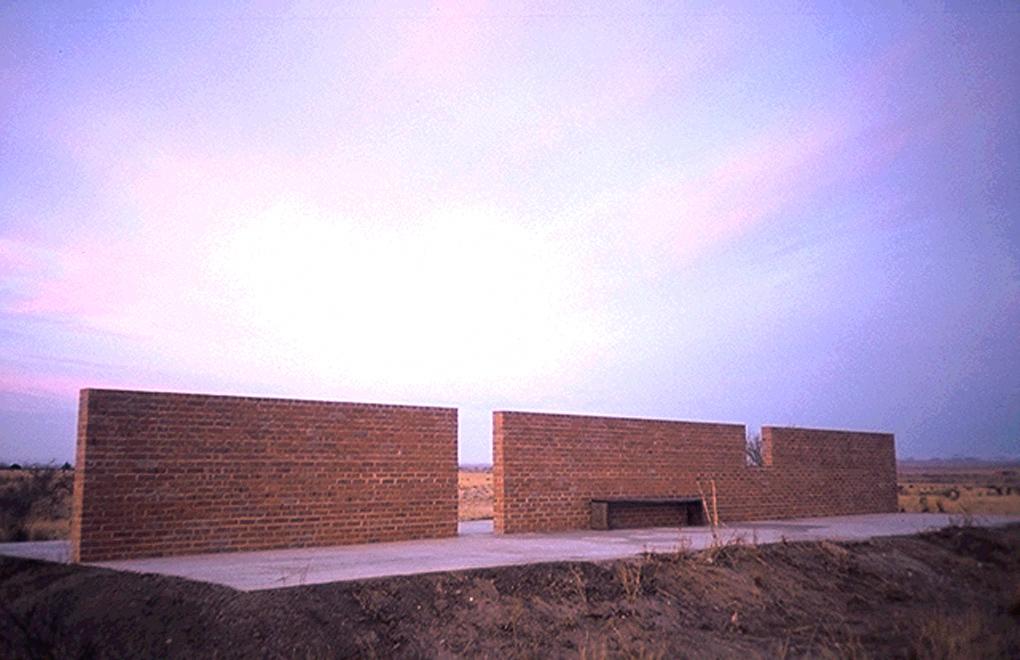 Tha Chinati Foundation, Marfa, Texas